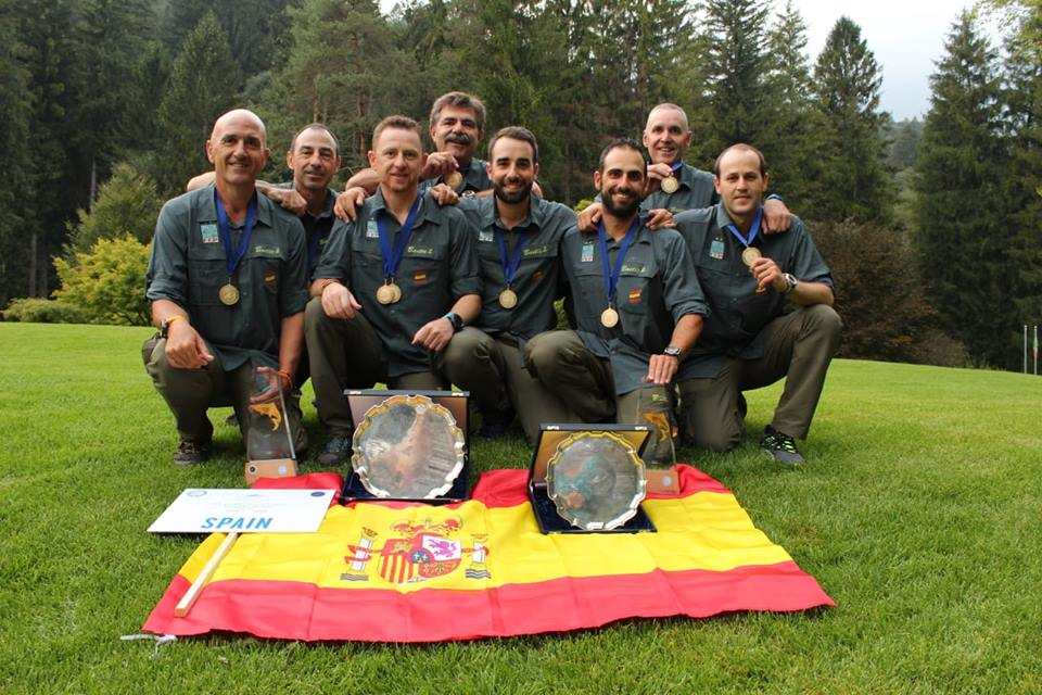 FIPS Mouche World Fly Fishing Championship 2018